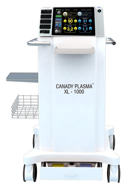 Canady Plasma XL-1000 Electrosurgical Generator